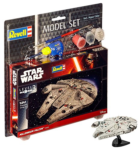 Revell - 63600 - Star Wars - Model Set - Millennium Falcon