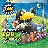 Die große 5CD-Hörspielbox Vol.1 - Rabe Socke