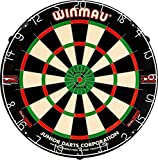 Winmau Blade 5 Grün Zone Dual Core Dartscheibe Alle Ebenen Spielen Dartscheibe