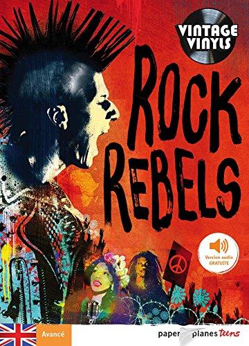 Rock Rebels - Livre + mp3 par Rupert Morgan