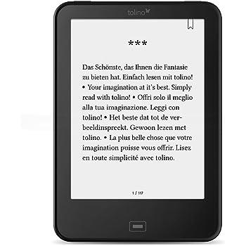 tolino Vision 2 eBook