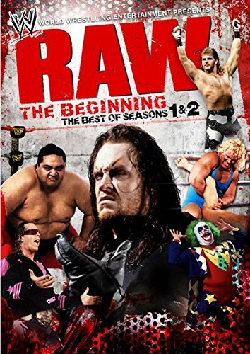 Raw The Beginning: The Best of Seasons 1 & 2 by Shawn Michaels