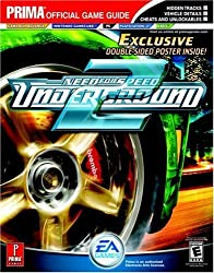 Need for Speed - Underground 2: The Official Strategy Guide by Dan Irish (19-Nov-2004) Paperback
