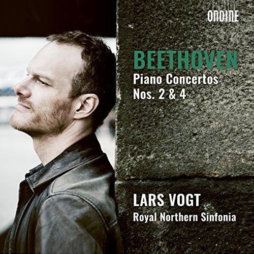 Beethoven:Piano Concertos 2 & 4 [Lars Vogt; Royal Northern Sinfonia; Lars Vogt] [Ondine: ODE 1311-2]