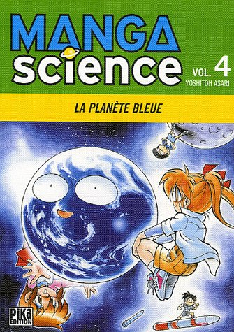 Manga Science Edition simple Tome 4