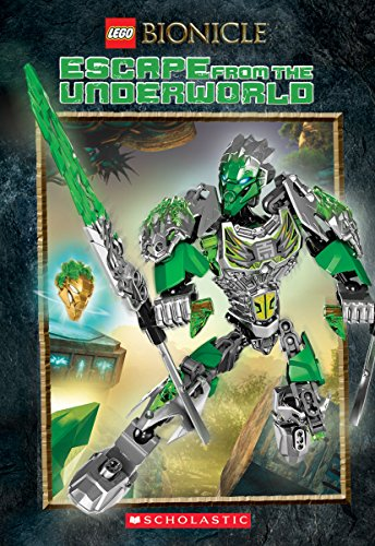 Escape from the Underworld (Lego Bionicle)