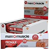 Best Promax Weight Bars - Maximuscle Promax High Protein Bar, Chocolate Brownie, 60 Review