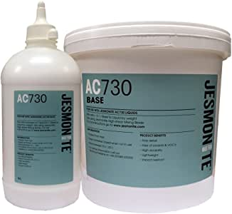 Jesmonite AC730 White Marble Water Based Casting Resin Kit - 6kg