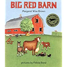 Big Red Barn by Margaret Wise Brown (1991-03-15)