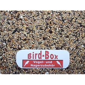 Bird-Box Sperlingspapageienfutter Spezial 25 kg
