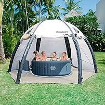 Abri piscine - Abri pour spa gonflable ...