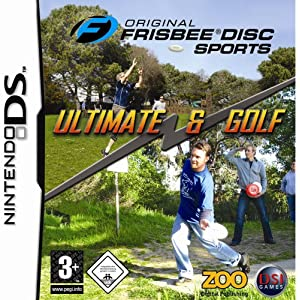 Frisbee Disc Sports – Ultimate & Golf