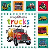 Best Books About Kindergartens - Mini Tab Books: Trucks & Things That Go Review
