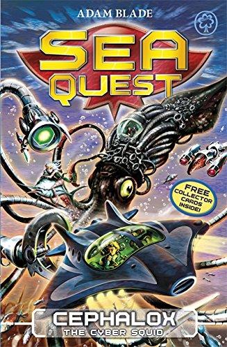 Cephalox the Cyber Squid: Book 1 (Sea Quest)