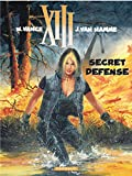 XIII, tome 14 : Secret défense