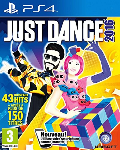 Just Dance 2016 - PlayStation 4 - [Edizione: Francia]