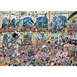 Gibsons Puzzle - I Love Pets (1000 pieces)