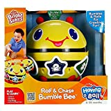 Best Bright Starts Ball For Toddlers - Bright Starts Roll & Chase Bumble Bee Review