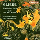 Reinhold Gliere: Symphony No. 1/The Red Poppy Suite
