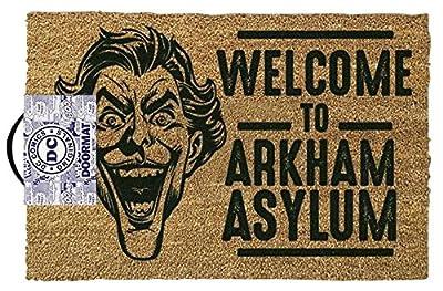 The Joker Welcome to Arkham Asylum Paillasson