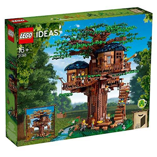LEGO 21318 Ideas Baumhaus