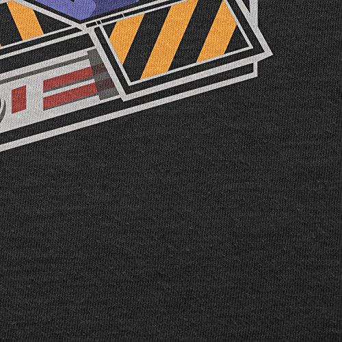 Texlab–Rest In Peace–sacchetto di stoffa Nero