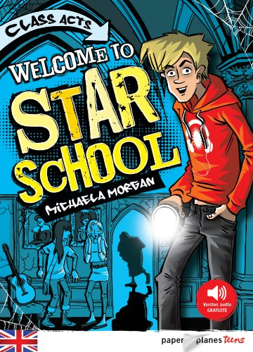 Welcome to Star School - Livre + mp3 par Michaela Morgan