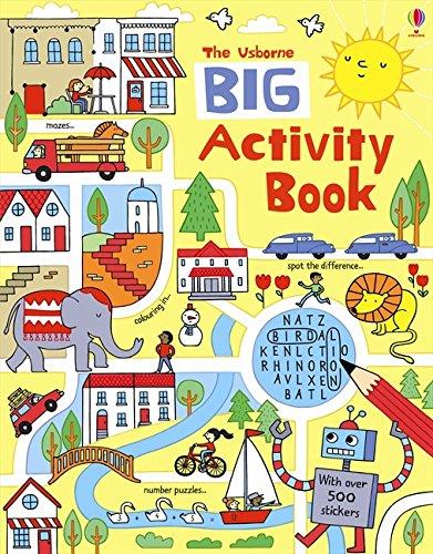 Big Activity Book (Activity Books)