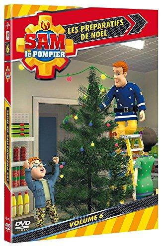 Sam le pompier. Les préparatifs de Noël