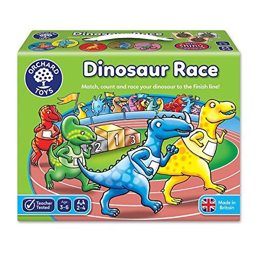 Image of Orchard Toys Dinosaur Race