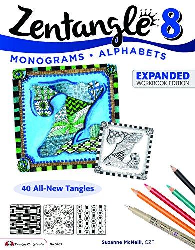 Zentangle 8, Expanded Workbook Edition por CZT Suzanne McNeill