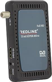 Redline Ts40Süper  3 Yetişkin Kanalı Hediyeli Uydu Alıcısı