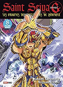 Saint Seiya episode G Edition double Tome 8
