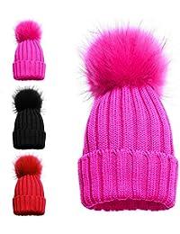 Amazon.it  Rosa - Cappelli e cappellini   Accessori  Abbigliamento 9b3eb305c2da