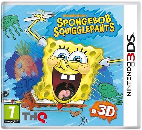 SpongeBob SquigglePants (Nintendo 3DS) [UK IMPORT]
