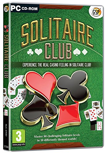 Solitaire Club (PC CD) UK IMPORT