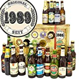 Original seit 1989 - mit Bieren aus D und aller Welt - Bier Adventskalender