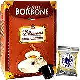 Caffè Borbone 50 capsule Borbone Respresso miscela oro compatibili Nespresso