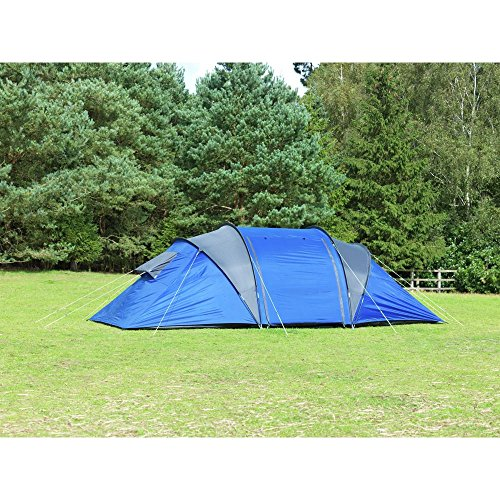 Image of ProAction 6 Man 2 Room Tent
