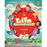 Life Adventures Level 3 Pupil's Book: Going places