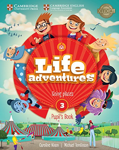 Life Adventures Level 3 Pupil's Book por Caroline Nixon