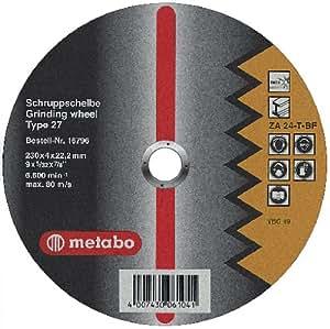 Metabo Flexiamant super 115 x 4 x 22,2 pipe Line 616792000