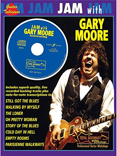 jam-with-gary-moore-partitions-cd-pour-tablature-guitare
