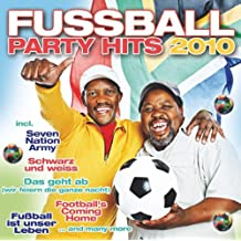 Fussball Party Hits 2010