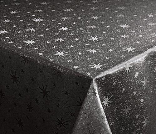 lurex-stelle-tovaglia-oro-o-argento-lucido-di-natale-tovaglia-taglia-a-scelta-tessuto-grigio-argento