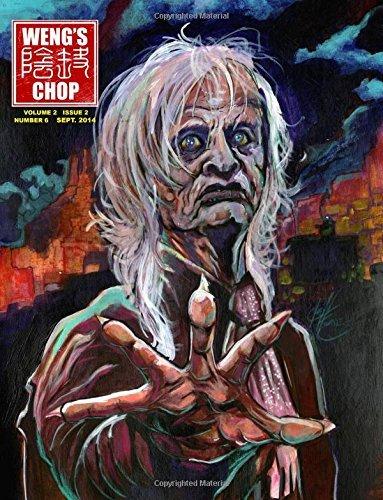 Weng's Chop #6 (Kinski's Chop Cover) by Brian Harris (2014-08-24)
