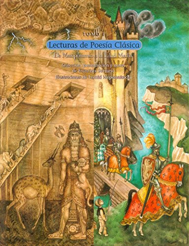 Lecturas de poesia clasica/ Classical poetry readings: De Mesopotamia a La Edad Media/ from Mesopotamia to the Middle Ages (La Saltapared)