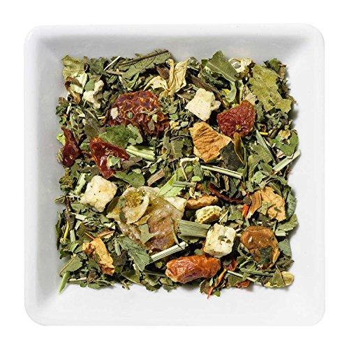 Süße Mandarinen-tee (Kräutertee Mandarine-Kräutermix 100 g)
