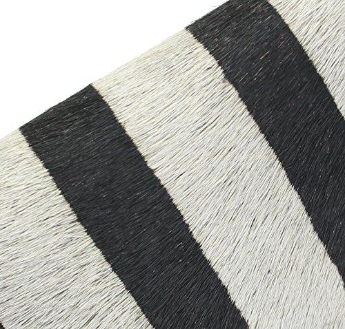 Mala Leather Collezione MATRAH Borsetta in Pelle con Stampe di Animali 3314_90 Zebra Zebra