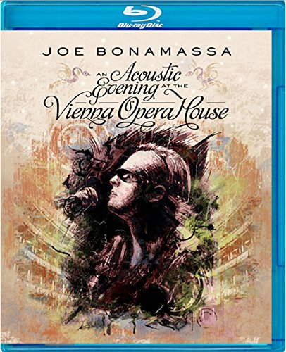 Joe Bonamassa - An acoustic evening at the Vienna Opera House (+booklet)